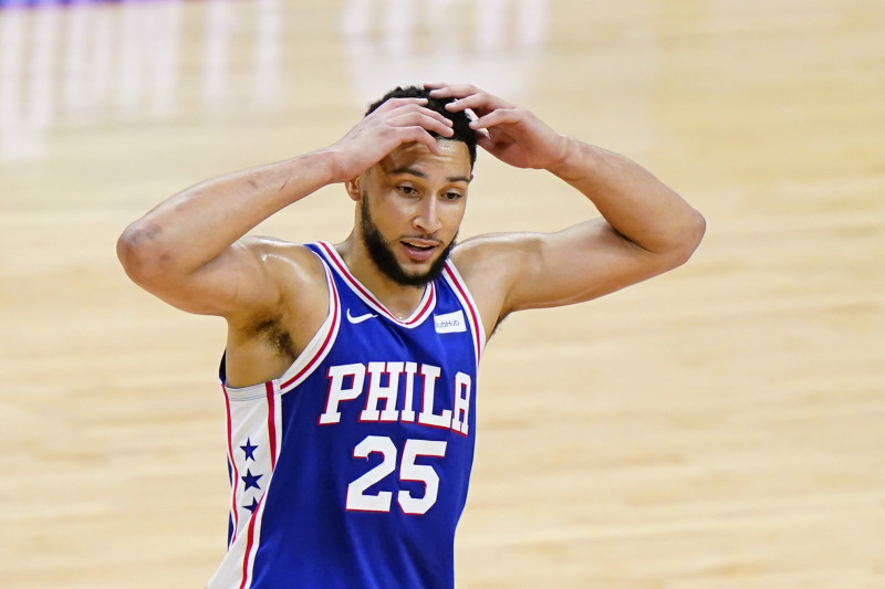 Will Ben Simmons' Biggest Weakness Cost Sixers a Title? | Bleacher Report |  Latest News, Videos and Highlights