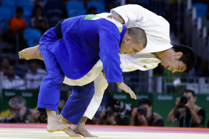 Combat sports such as judo belong in the Olympics.