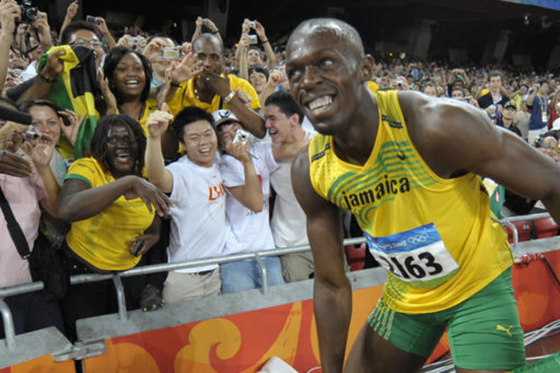 Usain Bolt is one of the biggest Olympic superstars of the past decade.
