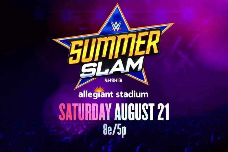 Определились главные матчи на SummerSlam