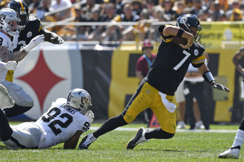 3 Takeaways from Steelers' Week 2 Loss | Bleacher Report | Latest News,  Videos and Highlights